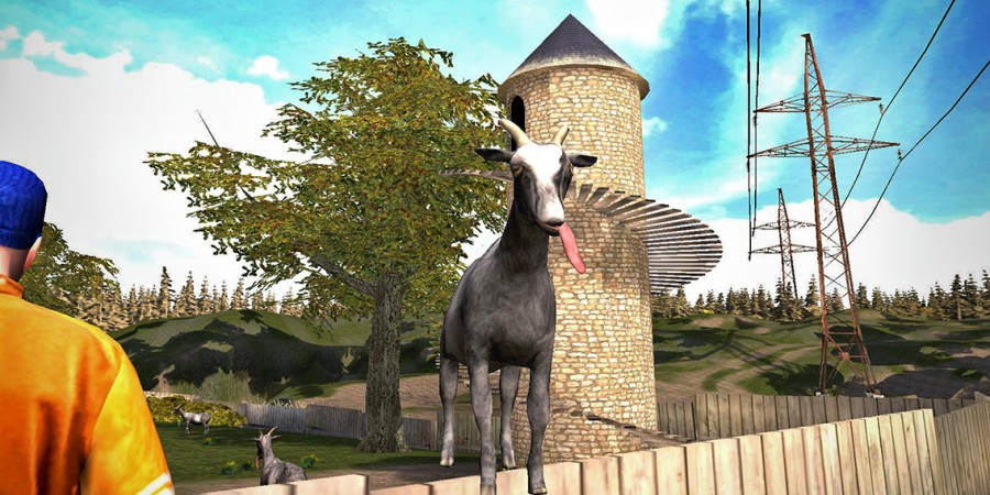 TouchArcade Game of the Week: 'Goat Simulator'
