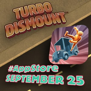 'Turbo Dismount' Launching this Week, New Trailer Released