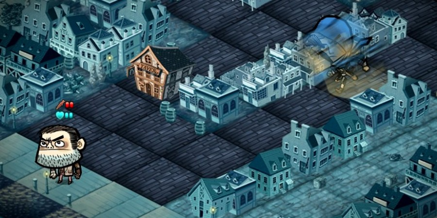 Victorian-Era Strategy Game 'Antihero' Lets You Stab, Sneak, and Steal Your Way to the Top, Next Year