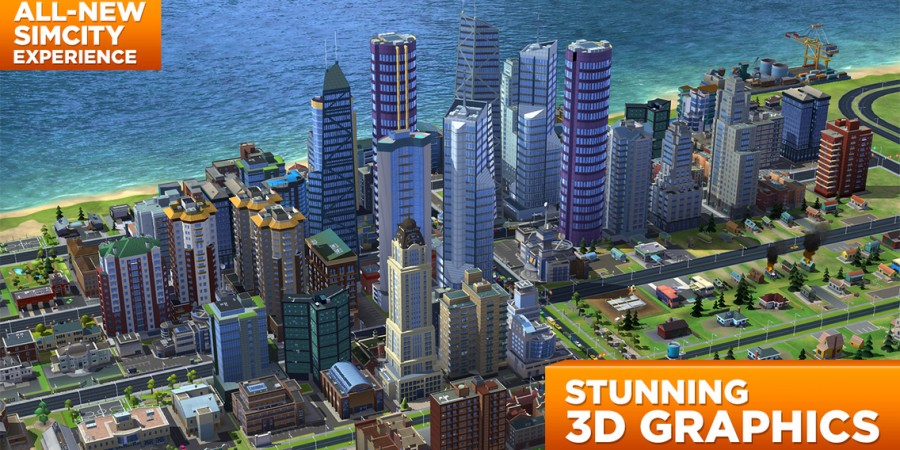 EA Soft Launches New Free to Play 'Sim City'