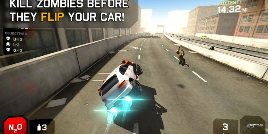 New iPhone Games Coming Tonight: 'Dragon Quest II', 'Reckless Racing 3', 'Skullduggery!', 'Zombie Highway 2' and More
