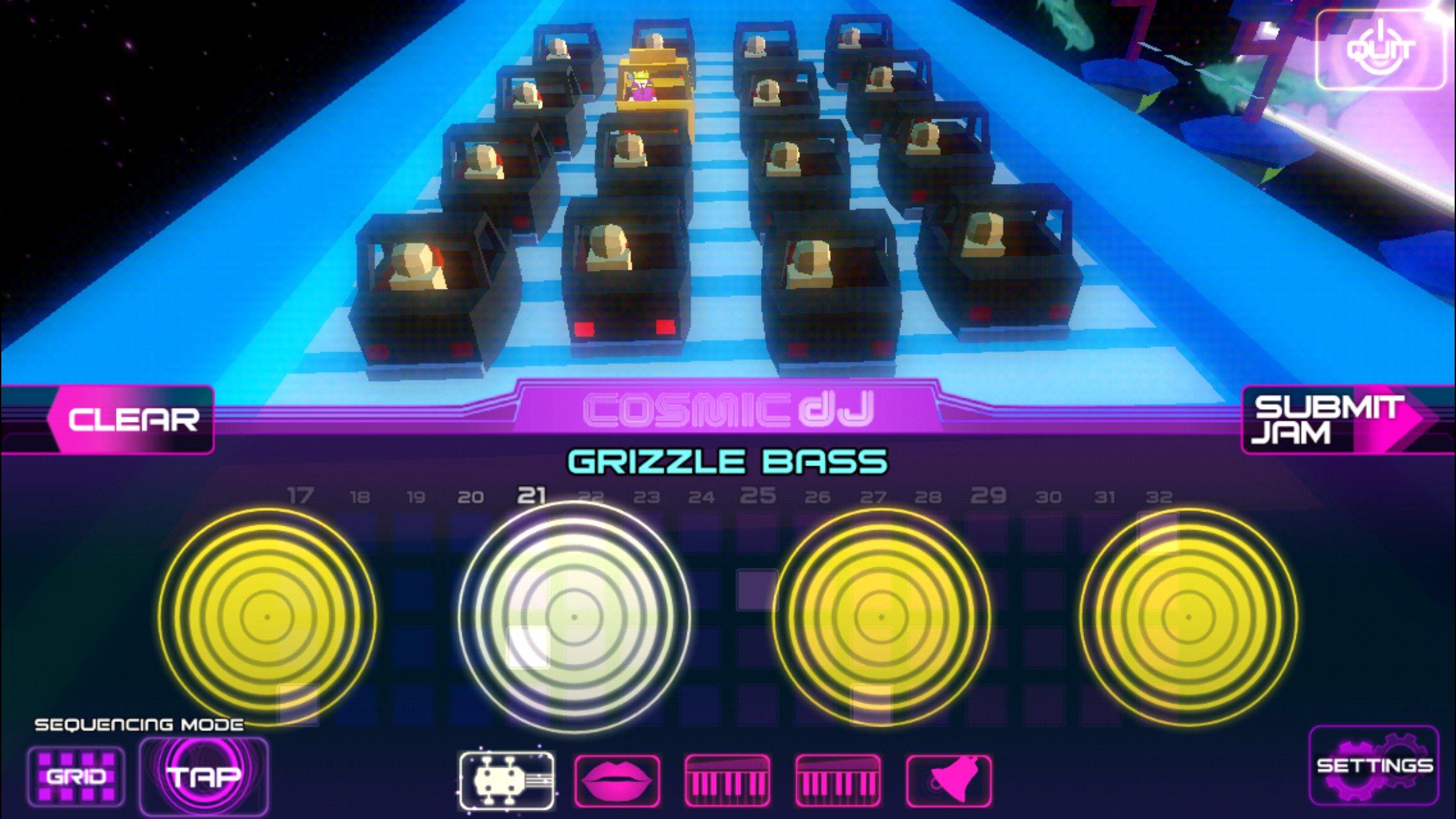 Cosmic DJ 2