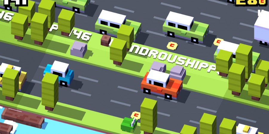 'Crossy Road' Review - Watch Out for That Train!