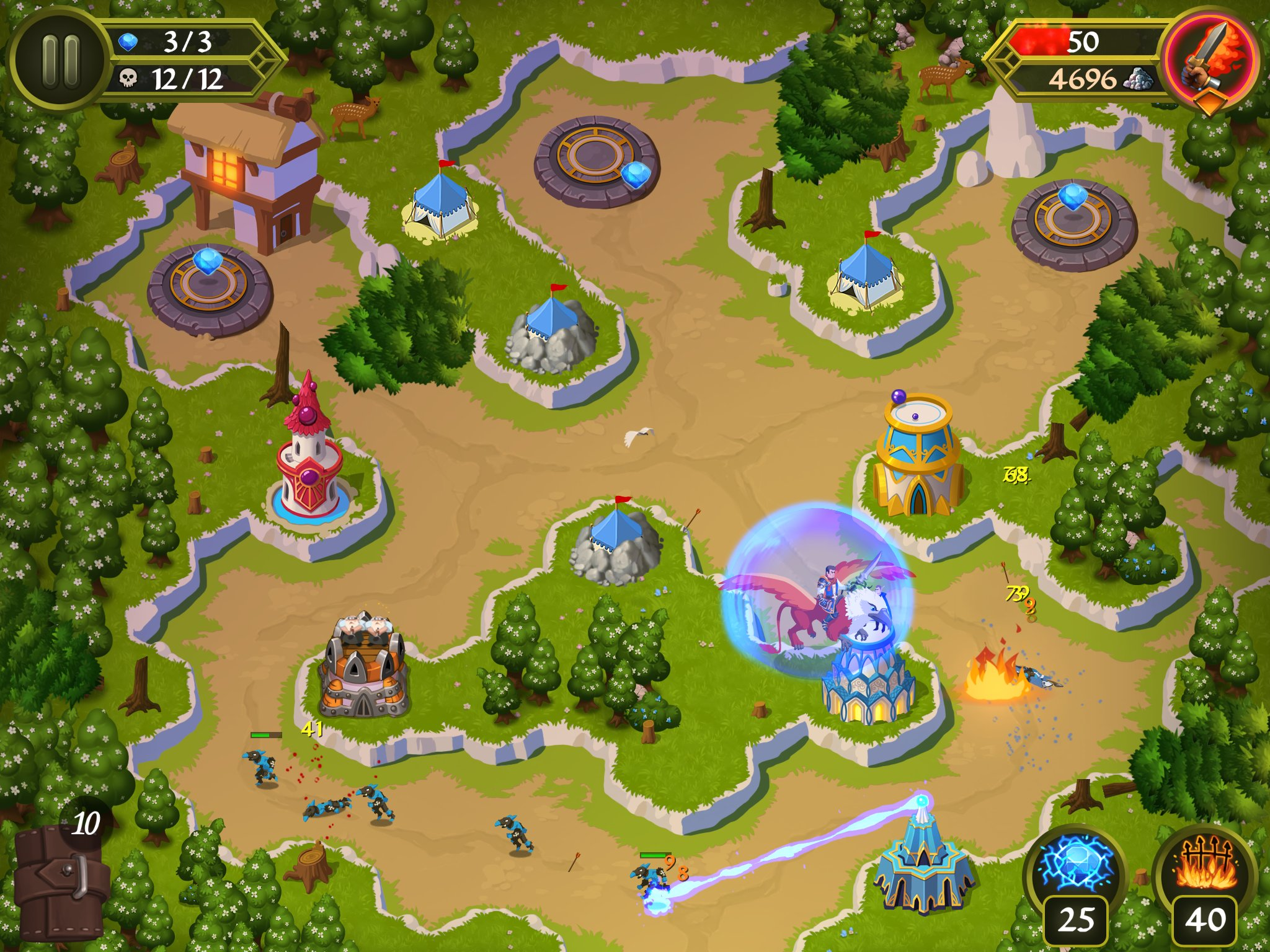Crystal Siege HD 1