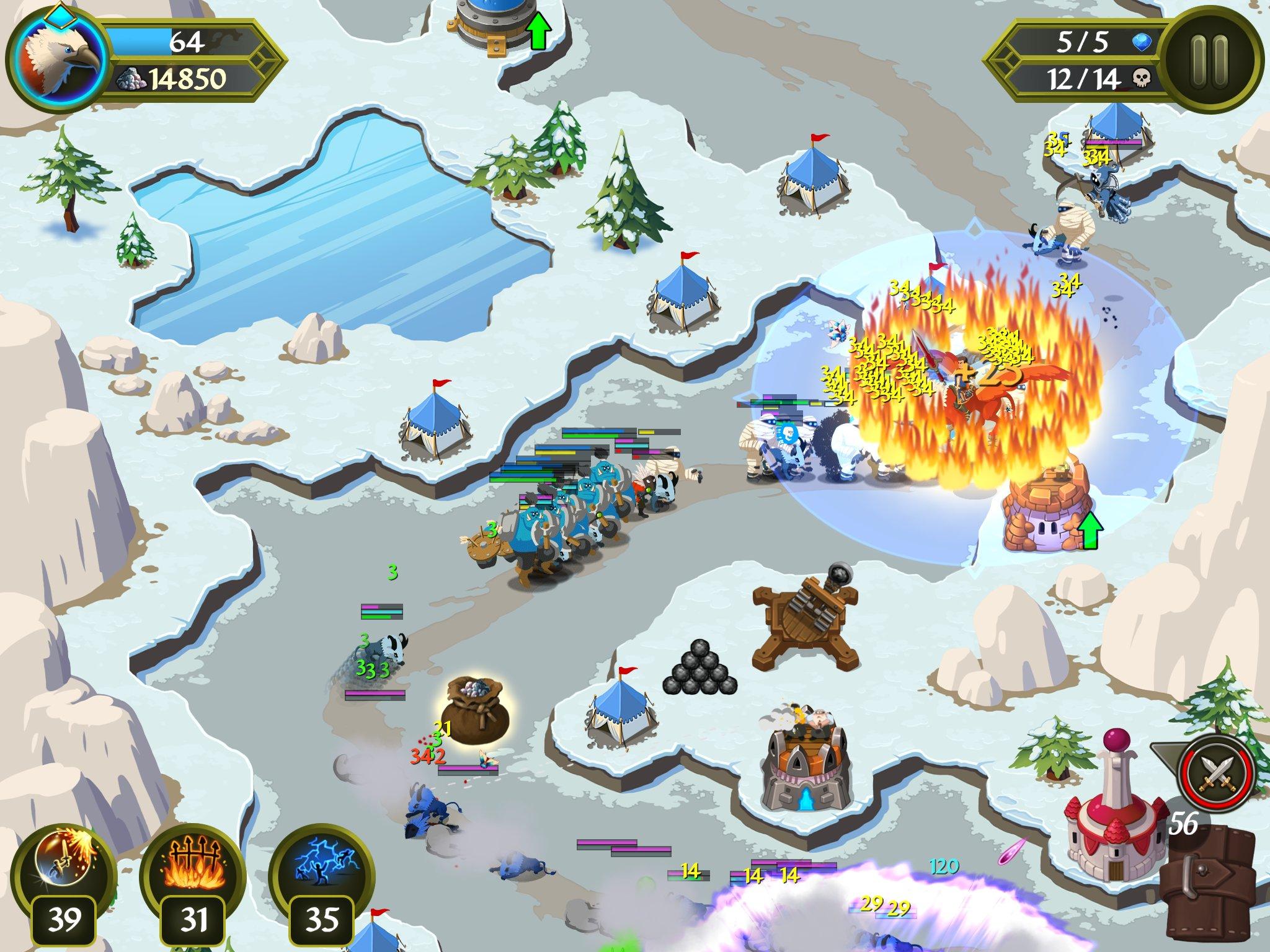 Crystal Siege HD 3