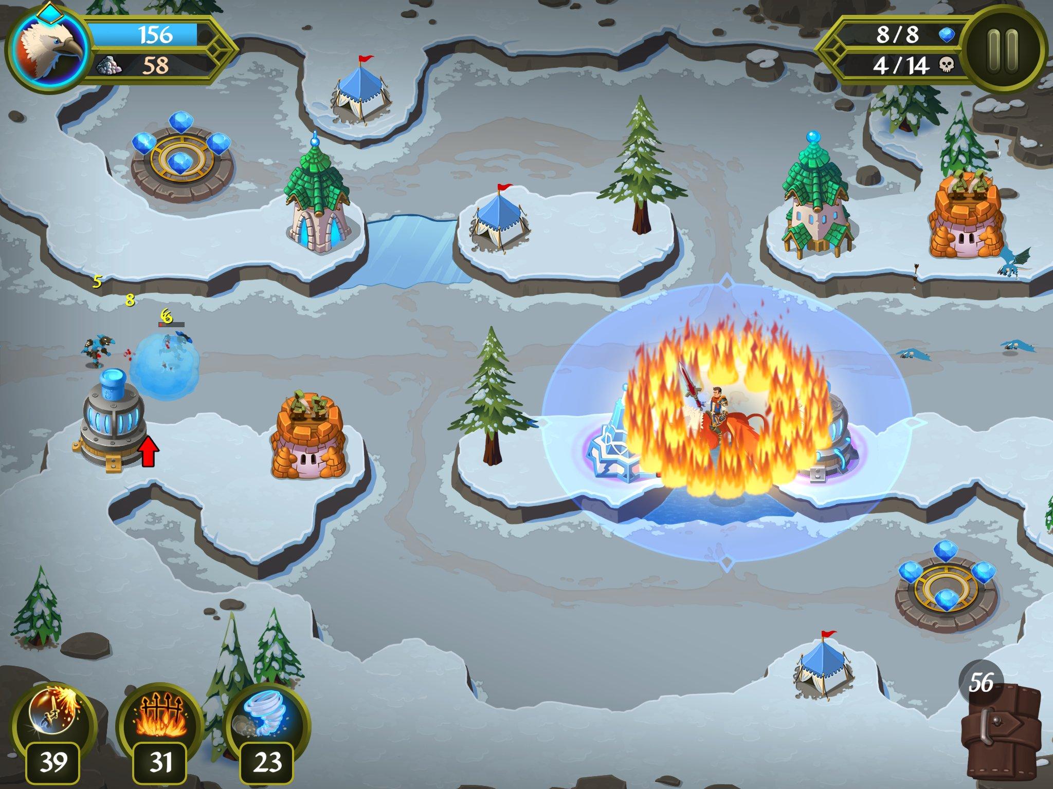 Crystal Siege HD 4