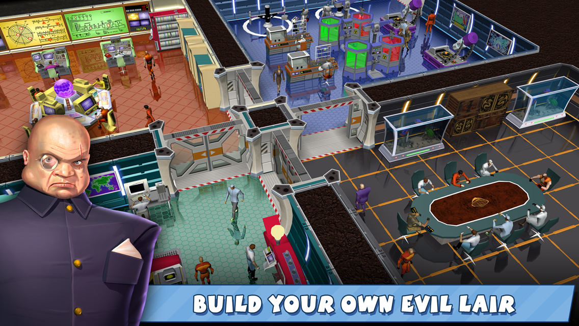 'Evil Genius Online' Applies the 'Dungeon Keeper' Treatment to Another Cult Villainy Game