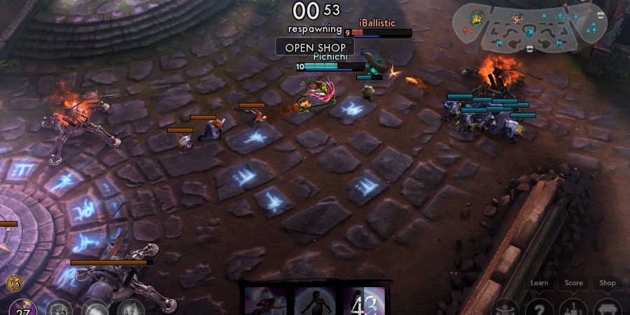 'Vainglory' Guide - Tips and Tricks for Victory and Glory