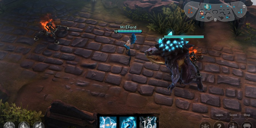 'Vainglory' Review - Portable MOBA Magic