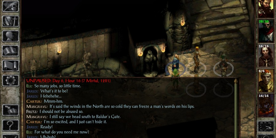 'Icewind Dale: Enhanced Edition' Review - Another Remastered Legend Released for iOS