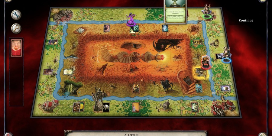 'Talisman' Review - Classic Boardgame gets Universal Update