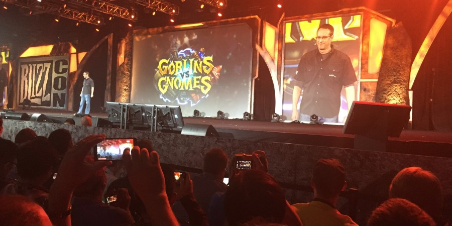 "Blizzard Announces 'Hearthstone' Expansion ""Goblins vs Gnomes"""