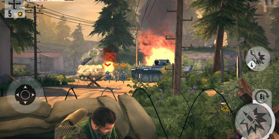 'Brother in Arms 3: Sons of War' Review - A Freemium Sibling
