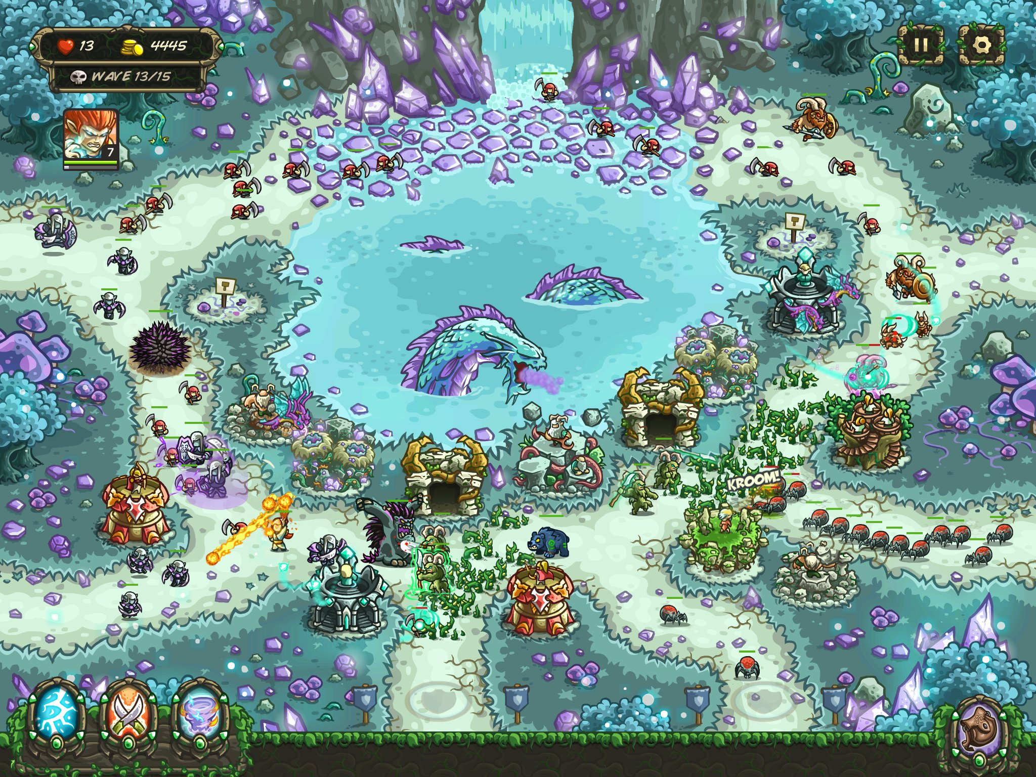 Kingdom Rush Origins 5