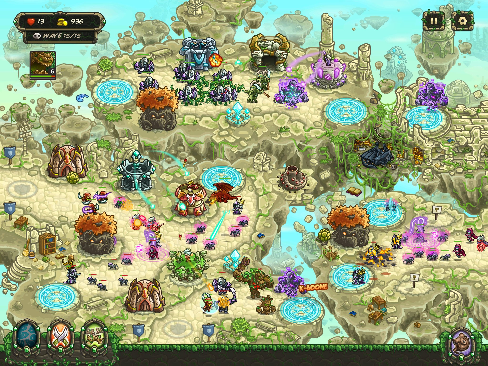 Kingdom Rush Origins 6