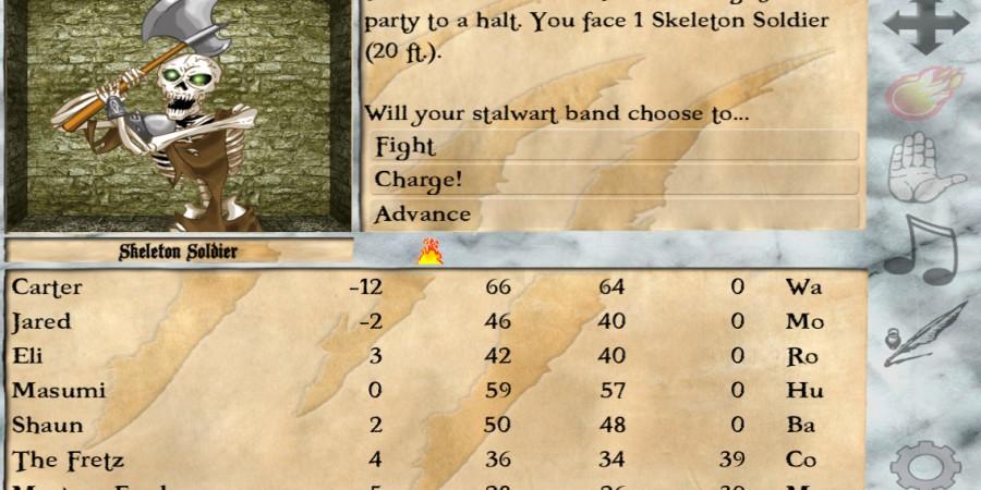 RPG Reload File 017 - 'Silversword'