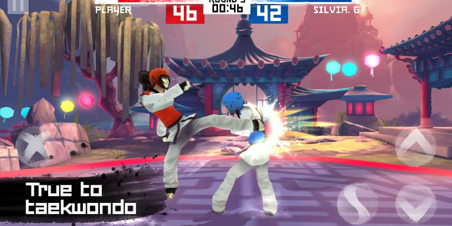 TouchArcade Game of the Week: 'Taekwondo Game Global Tournament'