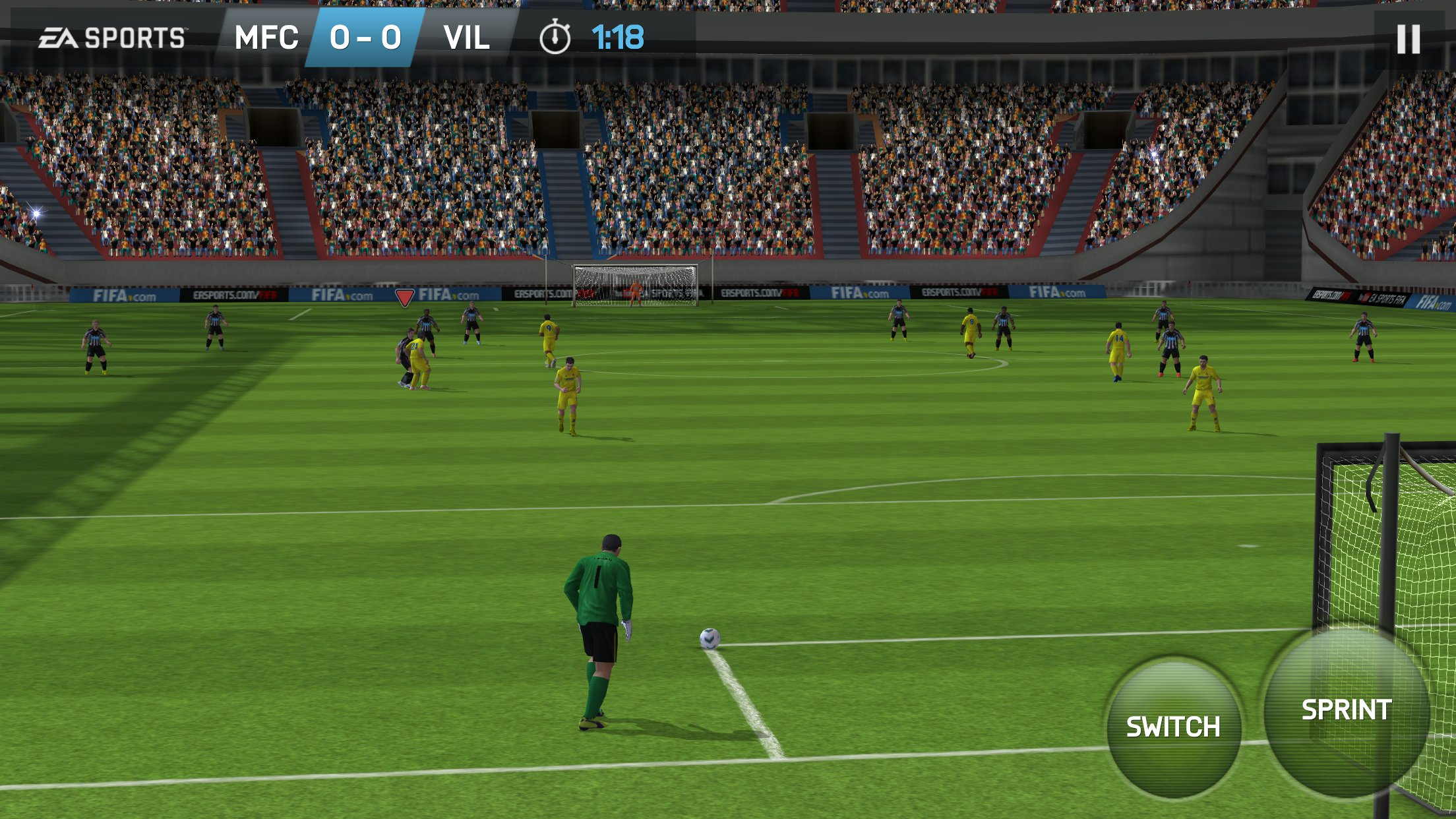FIFA 15 Review 2