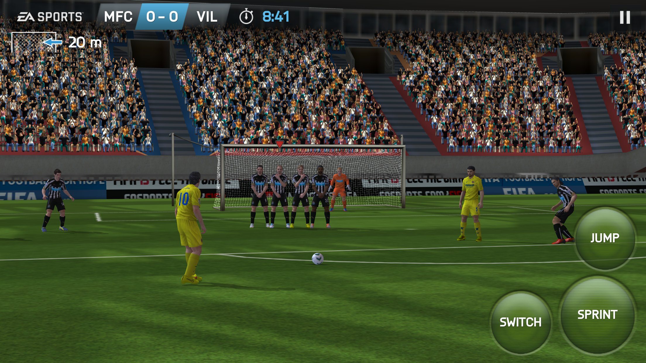 FIFA 15 Review 4