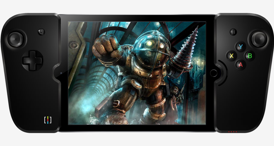 Gamevice - Herní MFi ovladač pro iPady