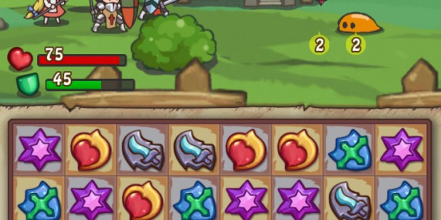 'Hero Emblems' Review - A Heroic Match-3 Adventure