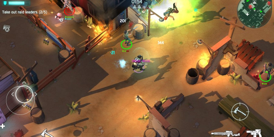 'Space Marshals' Review - Some People Call Me Maurice