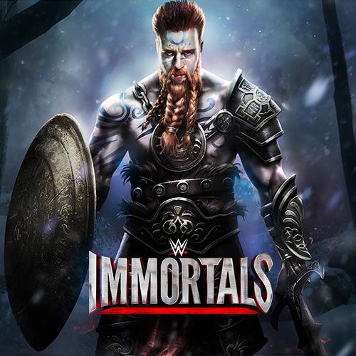 Sheamus WWE Immortals