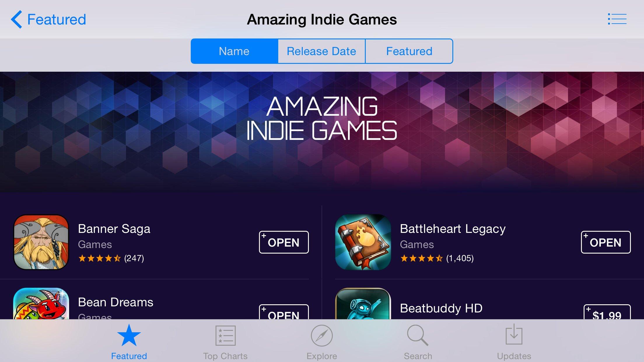 Amazing Indie Games Sale