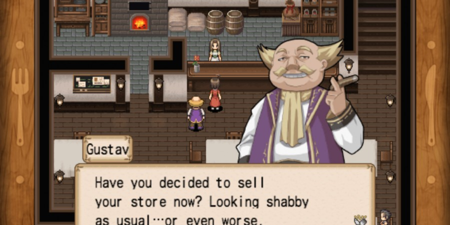 RPG Reload File 024 - 'Adventure Bar Story'