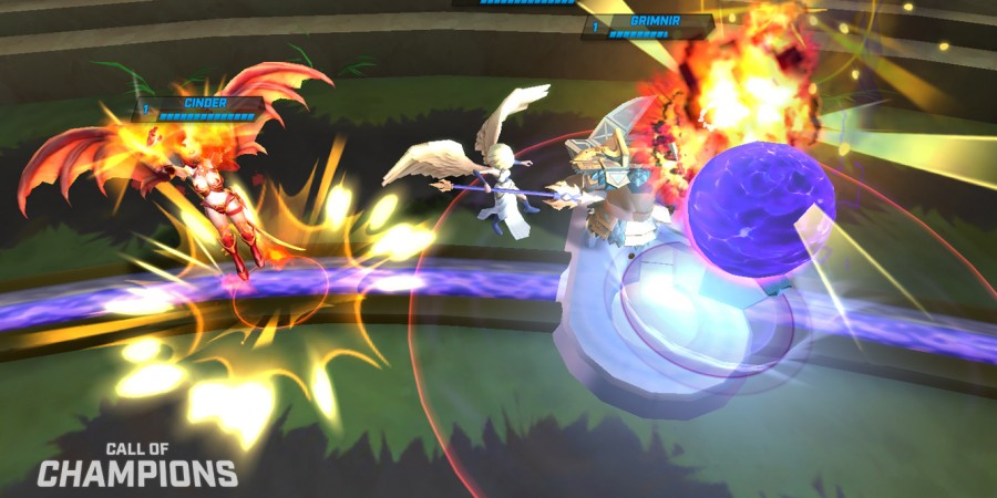 GDC 2015: Hands-On with Impressive Speed MOBA 'Call of Champions'