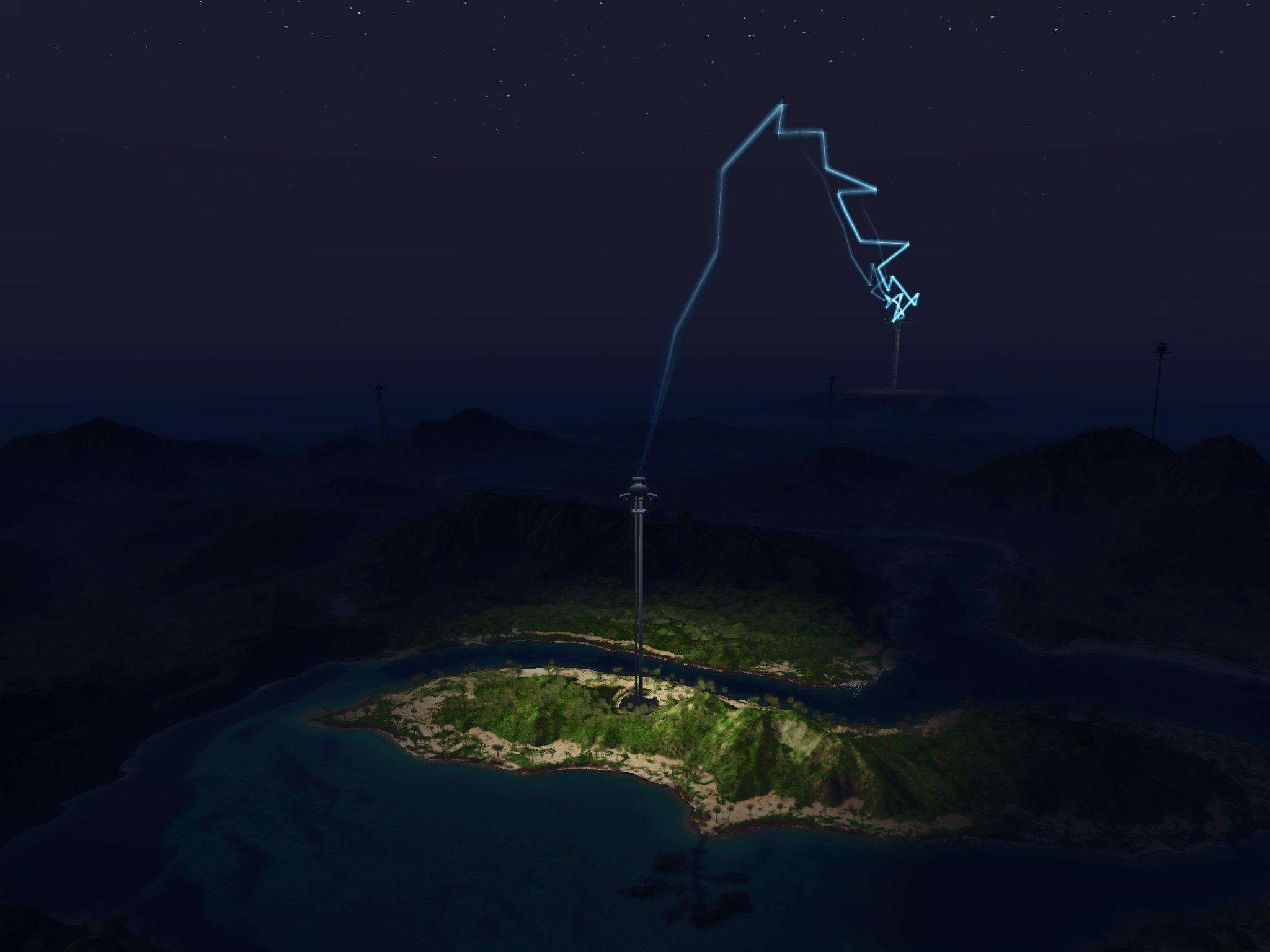 Radiation Island 1