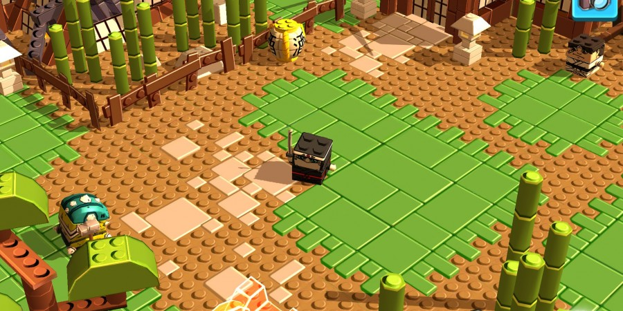Hands-on with 'Sick Bricks' - A Mobile-First Toy Adventure