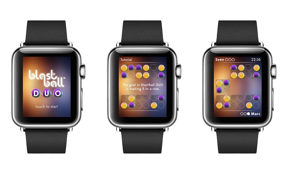 BlastBall DUO - 3 watches