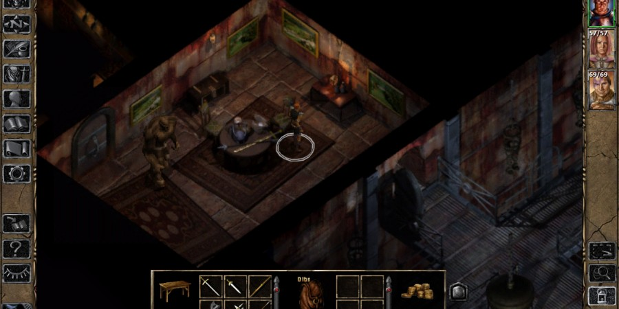 'Baldur's Gate 2: Enhanced Edition' Review - One Of The Best CRPGs Ever Is Now On iPhone