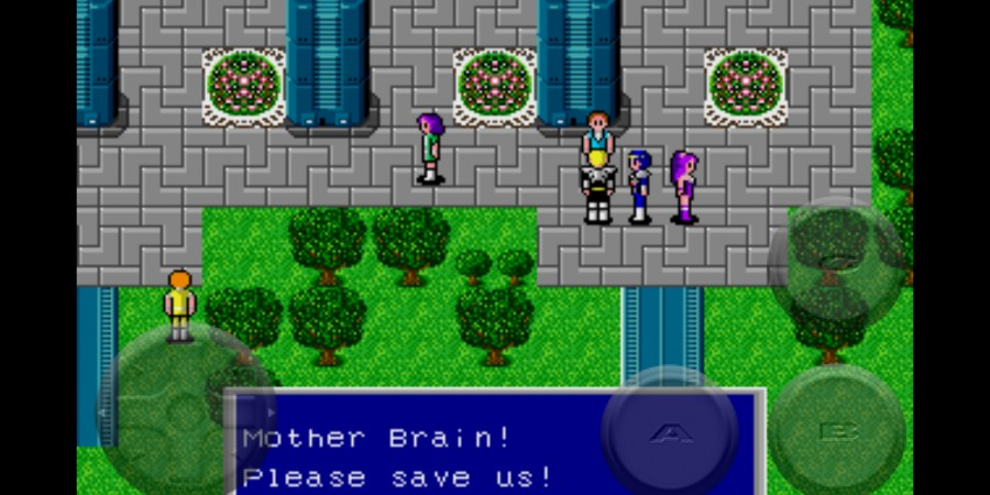 RPG Reload File 028 - 'Phantasy Star 2'