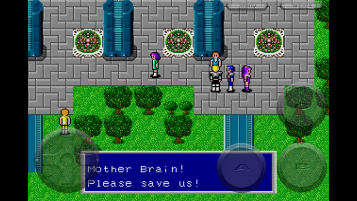 RPG Reload File 028 - 'Phantasy Star 2'