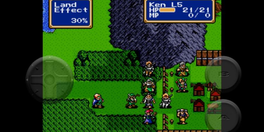 RPG Reload File 029 - 'Shining Force'
