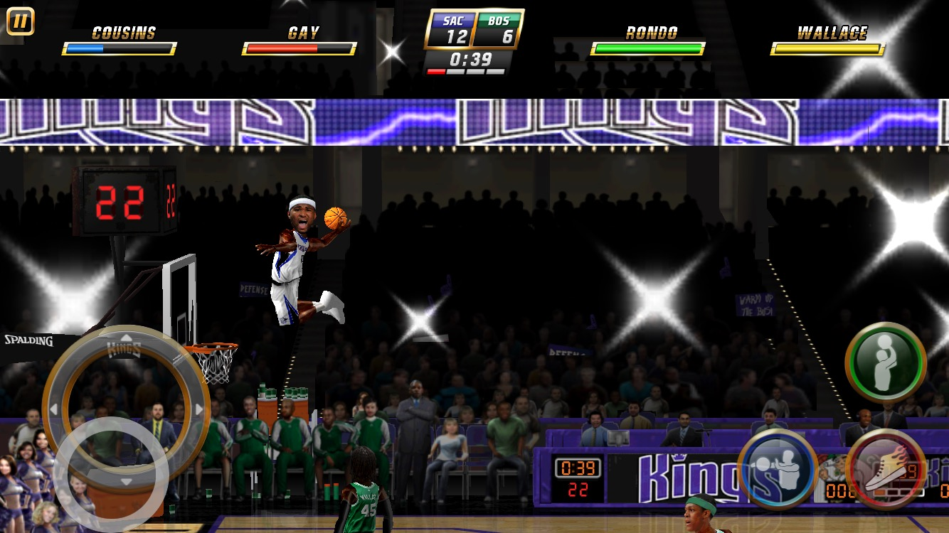 Hell Freezes Over as EA Updates 'NBA Jam' for Modern Devices