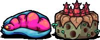 gumcakes
