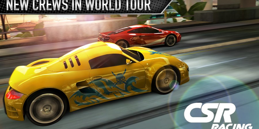 Update Mondays: 'CSR Racing', 'Diner Dash', 'Hay Day', 'Icewind Dale: Enhanced Edition', And More
