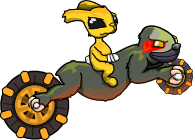 slothcycling