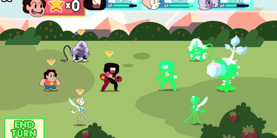 'Attack the Light - Steven Universe' Review - Power Levels Over 9000