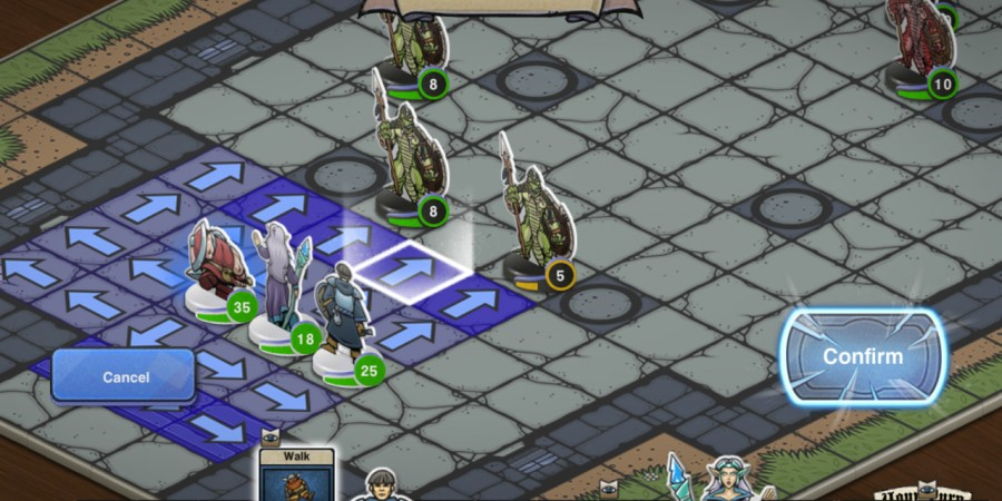 Hands-On with 'Loot & Legends', the iOS Rebirth of 'Card Hunter'