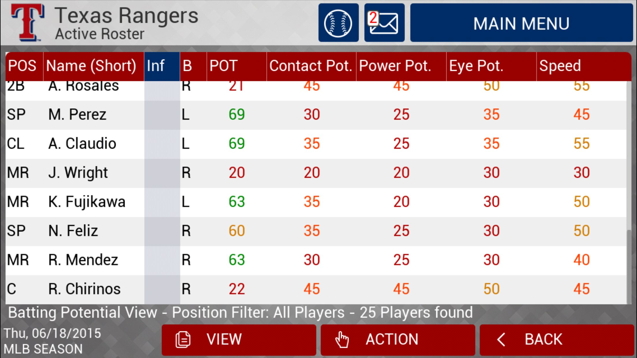 MLB Manager 2015 Review 3