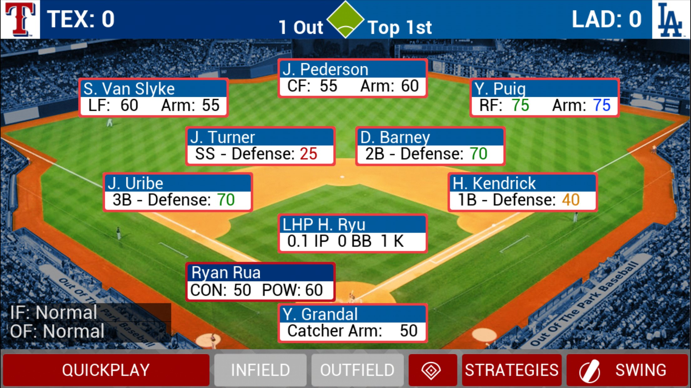 MLB Manager 2015 Review 5