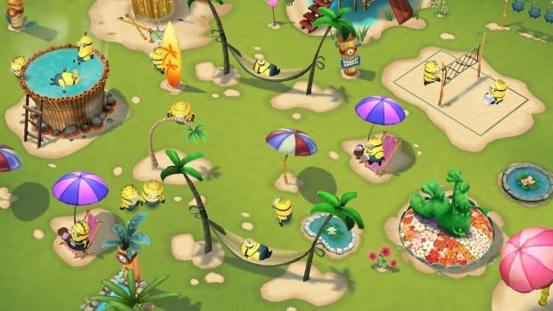 EA Mobile Inks Long-Term Deal to Develop 'Despicable Me' Games, Announces 'Minions Paradise'