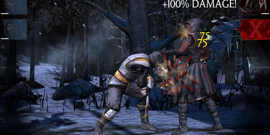 Hands-On First Impressions of 'Mortal Kombat X' for iOS