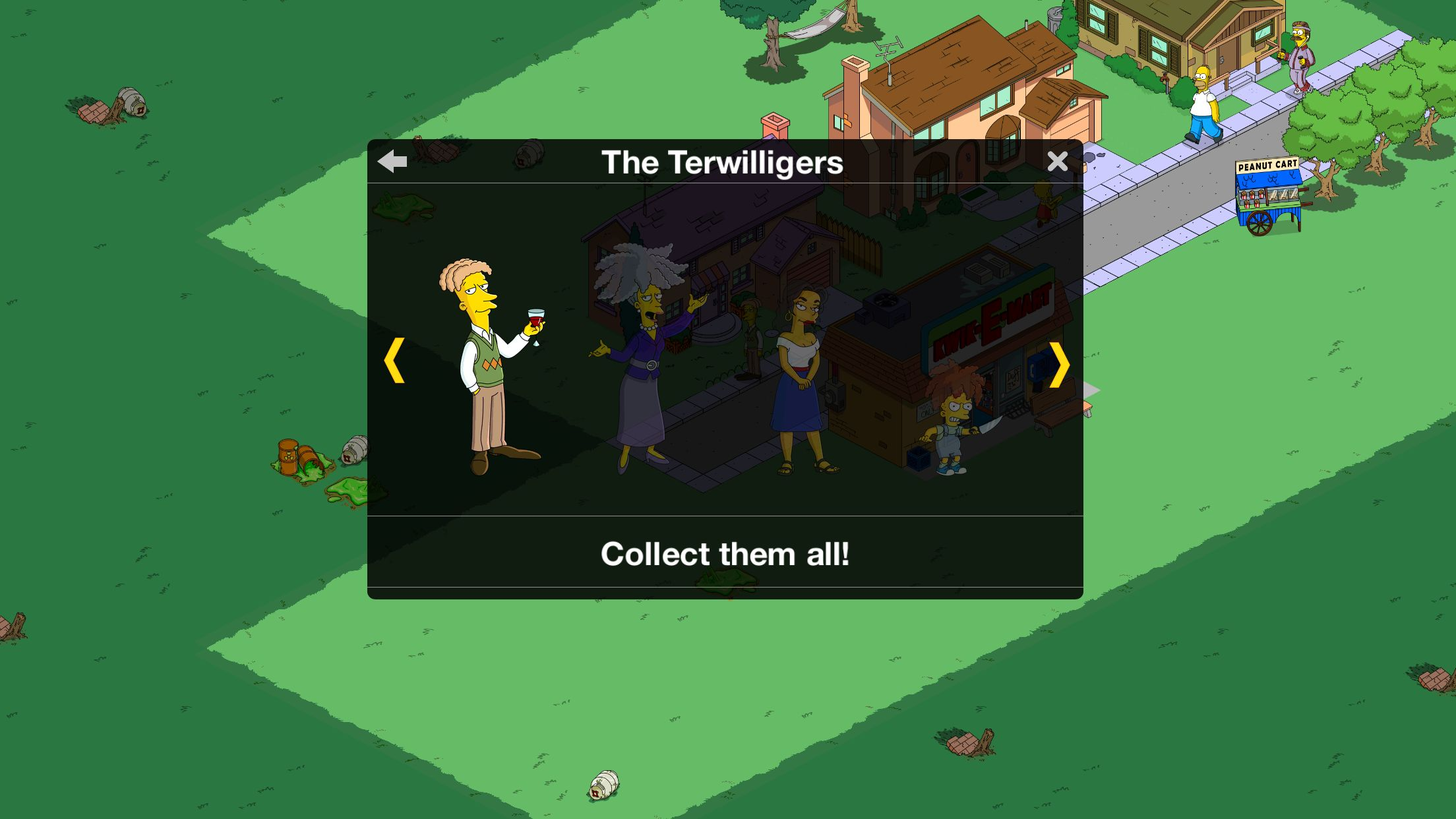 Simpsons Tapped Out Terwilligers