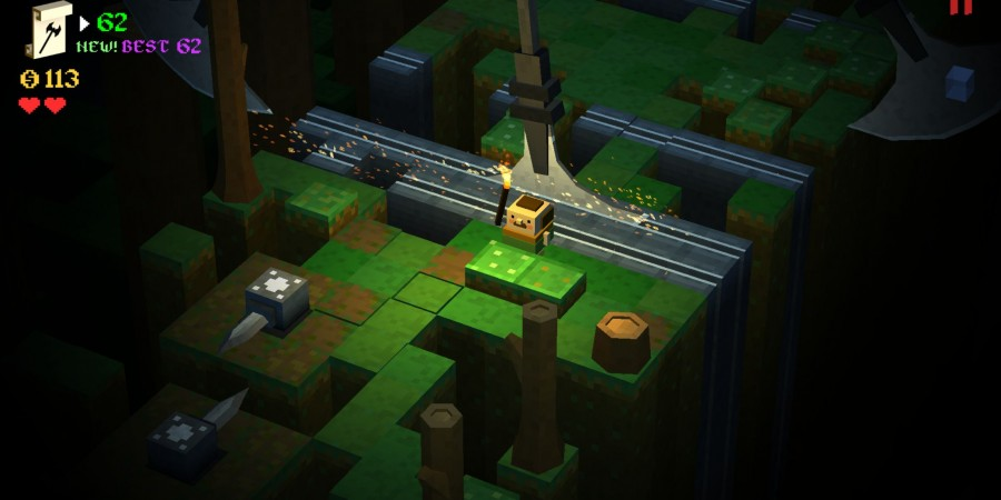 'The Quest Keeper' Review - Not a 'Crossy Road' Clone, But Something Fresh