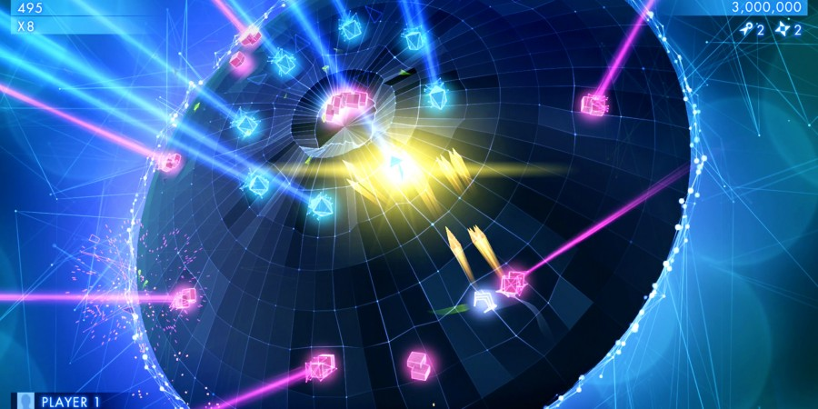 'Geometry Wars 3: Dimensions' Review - Finally on Mobile, and I Couldn't be Happier